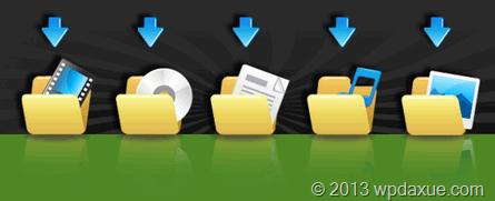 WordPress下载管理插件:CM Downloads Manager