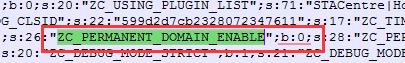 ZBlog固定网站域名导致网站打不开的解决办法  第5张